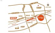 碧桂园润杨溪谷交通图