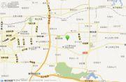 银丰唐郡・桂花园交通图