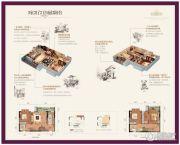 国盛园墅3室2厅2卫0平方米户型图