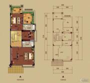 龙光棕榈水岸3室0厅2卫336平方米户型图
