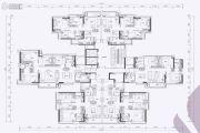 保利罗兰国际84--129平方米户型图