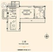 花都颐和山庄2室1厅0卫166平方米户型图
