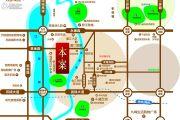 蜀镇交通图
