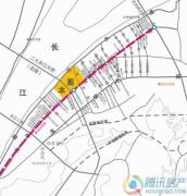 奥山世纪城交通图