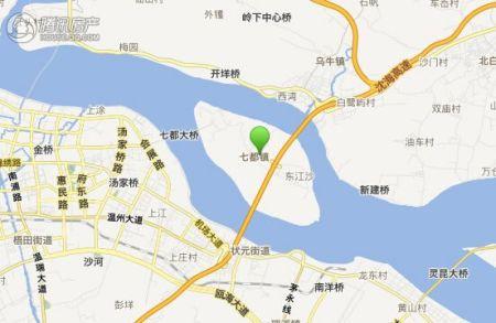 吴江七都镇地图