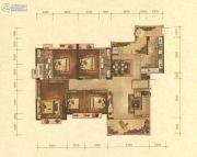 华讯大宅5室2厅4卫0平方米户型图