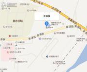 城投姜源城交通图