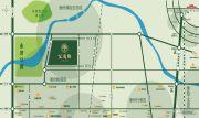 公园郡交通图