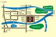 金陵广场交通图