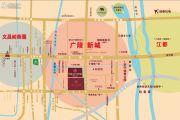 和昌・运河尚郡规划图