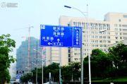 九龙仓玺园交通图
