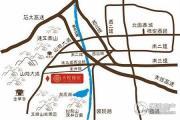奥冠水悦龙庭交通图