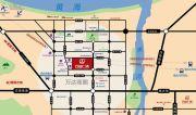烟台开发区万达广场规划图