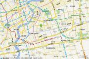 大华斐勒公园交通图