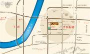 滨江华成大江之星交通图