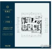 鲁能星城0室0厅0卫0平方米户型图