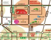 大族云峰交通图