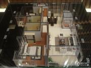 九颂山河3室2厅2卫138平方米户型图