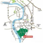青龙湾田园国际新区交通图