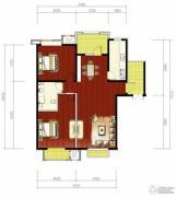 绿堤香廊2室1厅1卫0平方米户型图