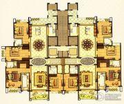 雅居乐滨江国际0室0厅0卫280平方米户型图