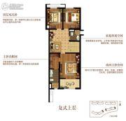 世茂璀璨天城4室2厅3卫0平方米户型图