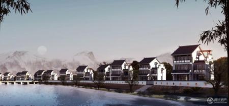 水印长城占地面积105亩,建筑面积37838.3平米,由一栋近6000平米的公寓式酒店、33东独立别墅和约400户花园洋房组成,其中公寓为精装,有45平米一室,67平米套房,73平米两室,89平米三室等多种户型。 水印长城低密度大宅,0.63的容积率,3层别墅和4层洋房组成 。 水印长城地处燕山余脉,南邻九门口水上长城、长寿山景区。