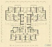 金佳园99--135平方米户型图