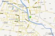 海亮江湾城交通图