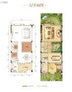 力帆红星国际广场300--332平方米户型图