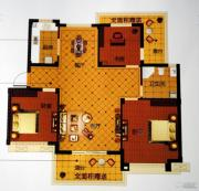 南岸花园东区3室2厅1卫0平方米户型图