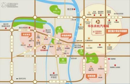华东农机汽车城