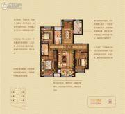 维维紫悦台3室2厅2卫0平方米户型图