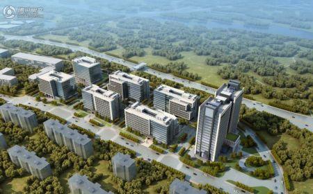 未来科学城-未来中心