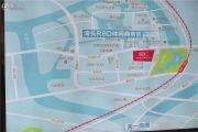 世茂日湖中心规划图
