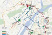 星智汇商务花园交通图