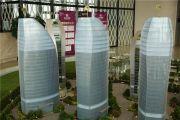 紫光科技园・海峡广场一期沙盘图