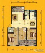 欣隆盛馨苑3室2厅2卫0平方米户型图