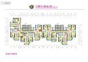 海南凯文清水湾度假公馆0平方米户型图