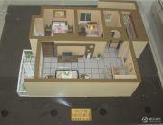 万裕・润园2室2厅1卫80平方米户型图