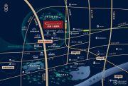 龙湖水晶郦城交通图