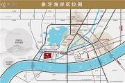 滨江象牙海岸交通图