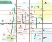 大学城・红街规划图