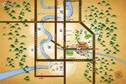 南温泉度假小镇交通图