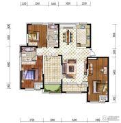 佳兆业水岸华府0室0厅0卫154平方米户型图