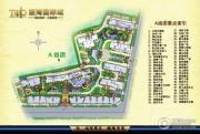 蓝湾国际城规划图