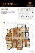 御岛财富公馆5室3厅5卫0平方米户型图