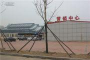新鸭绿江大桥口岸商贸物流区实景图