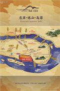 禹洲・天悦湾三期规划图
