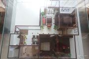 山水御园3室2厅2卫123平方米户型图